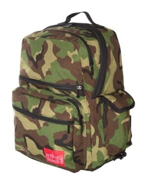 Red Label Kens Backpack by Manhattan Portage
