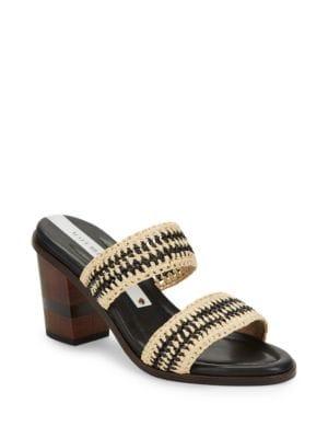 Ceylon Woven Sandals by Matt Bernson