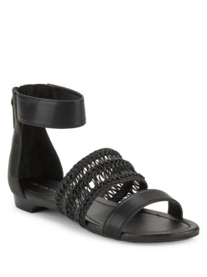 Dorm Ankle Strap Sandals by Tahari
