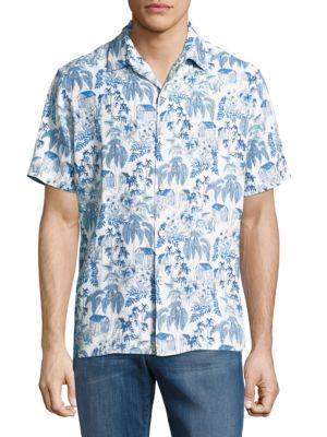 Aloha Hideaway Sportshirt by Tommy Bahama