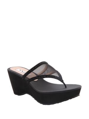 Dalyne Thong Sandals by Nina