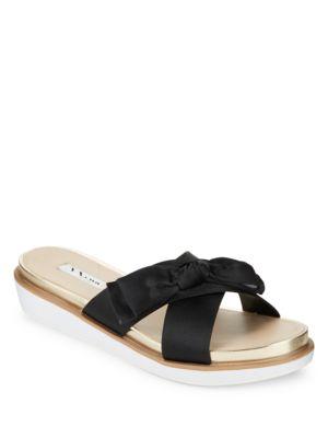 Garda Slide Sandals by Nina