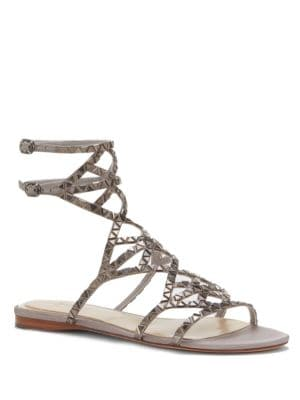 Rettle Gladiator Sandals by Imagine Vince Camuto
