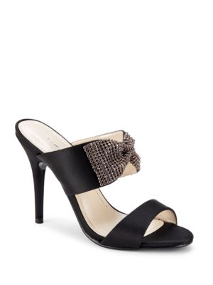 Harmony Stiletto Sandals by Caparros