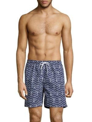 San Printed Swim Shorts by Trunks Surf + Swim