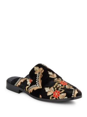 Leather Mules by Free People