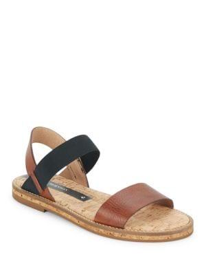 Buy Fritz Leather Slingback Sandals by Matt Bernson online