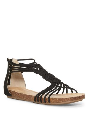Cali Leather Sandals by Me Too