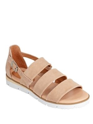 Marisol Suede Sandals by Corso Como