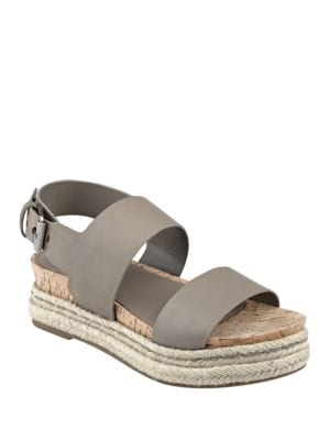 Loria Espadrille Sandals by Marc Fisher LTD