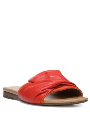 Gracelyn Leather Sandals by Franco Sarto