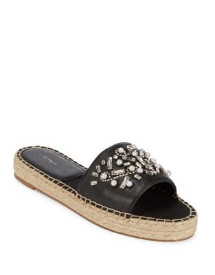 Jin Espadrille Slides by Botkier New York