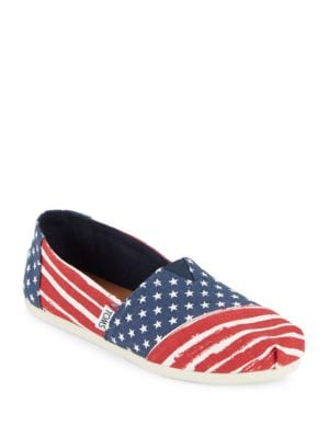 Alpargata Slip-On Shoes by TOMS