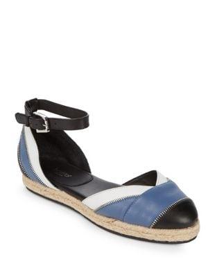 Hudson Ankle-Strap Espadrille...