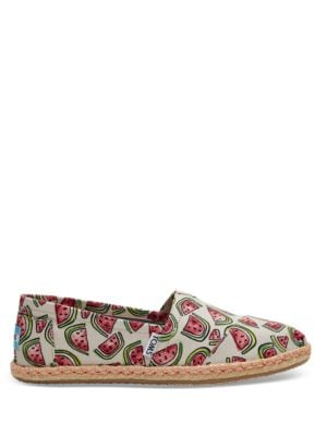 Seasonal Classic Slip-On Espadrilles by TOMS