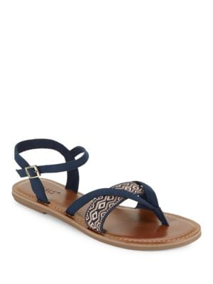 Lexie Open-Toe Sandals by TOMS