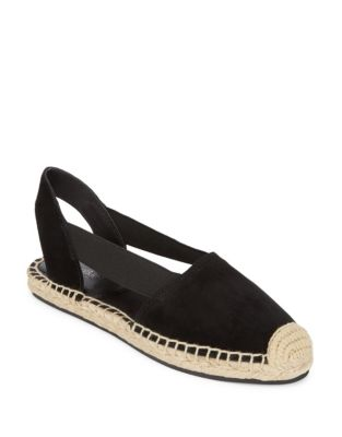 Henry Suede Espadrille Slingbacks by Botkier New York