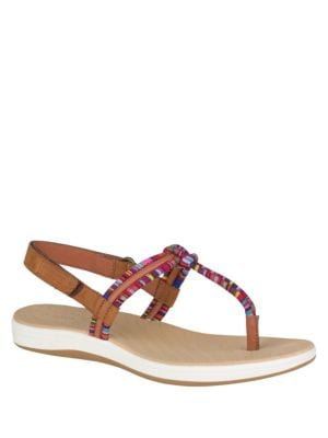 Seabrook Textured Flip-Flop Sandals by Sperry