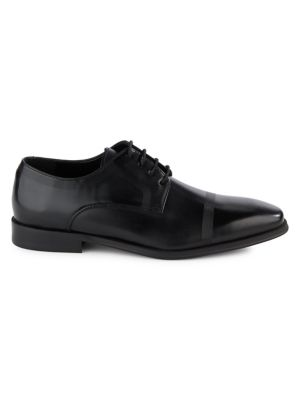 Leather Dress Oxfords...
