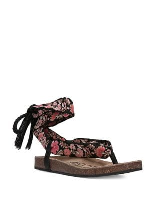 Kelby Embroidered Flats by Sam Edelman