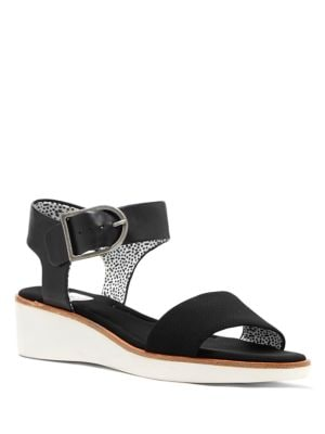 Stella Leather Wedge Shoes by Ed Ellen Degeneres
