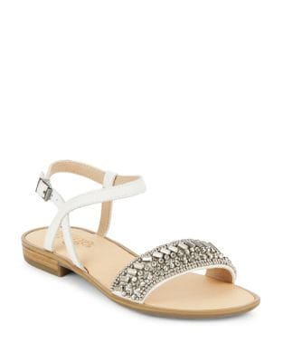 Gigi Leather Sandals by Latigo
