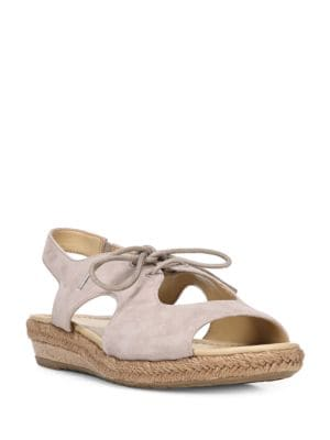 Reilly Leather Casual Sandals by Naturalizer