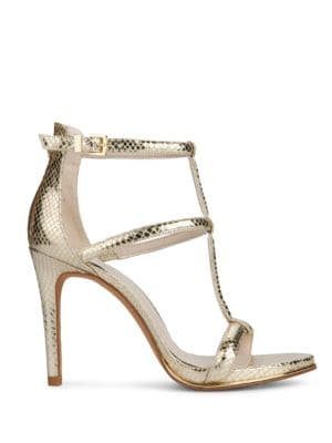 Bertel Embossed Dress Sandals by Kenneth Cole New York