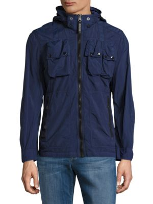 Ospak Windbreaker Jacket by G-Star RAW