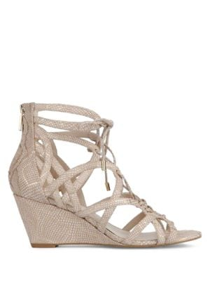 Dylan Suede Wedge Sandals by Kenneth Cole New York
