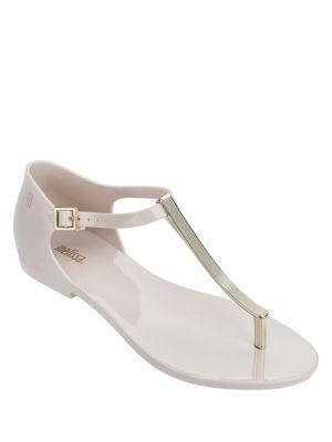 Honeycharm T-Strap Sandals by Melissa
