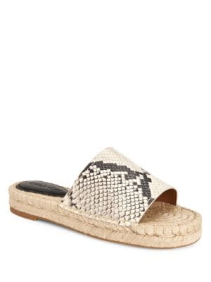 Buy Claudia Slide Sandals by COACH online