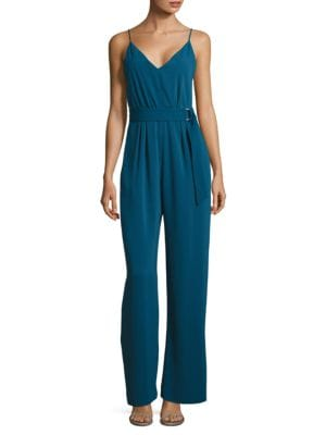 Belted Wide-Leg Jumpsuit by Jill Jill Stuart
