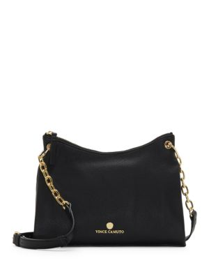 Tasia Leather Crossbody Bag by Vince Camuto