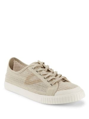 Tournament Net Lace-Up Sneakers by Tretorn
