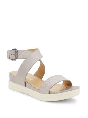 Photo of Julie Leather Sandals by Splendid - shop Splendid shoes sales