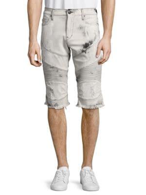 Geno Moto Shorts by True Religion