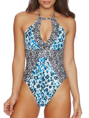 Tropic Spots One-Piece Swimsuit by Splendid