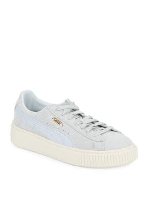Core Retro Suede Sneakers by PUMA