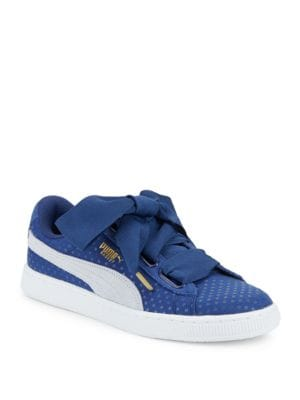 Basket Heart Sneakers by PUMA