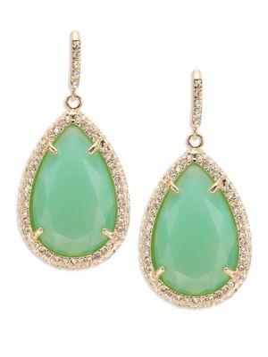 Castaway Teardrop Earrings 500087025684