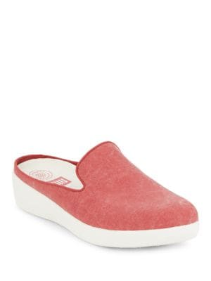 Superskate TM Canvas Slip-On Sneakers by FitFlop