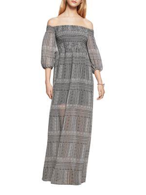 Off-The-Shoulder Neckline Dress by BCBGeneration
