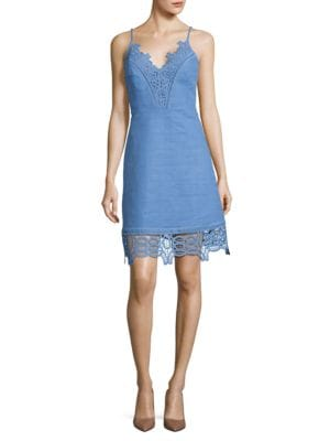 Laced Cami Dress by Laundry by Shelli Segal