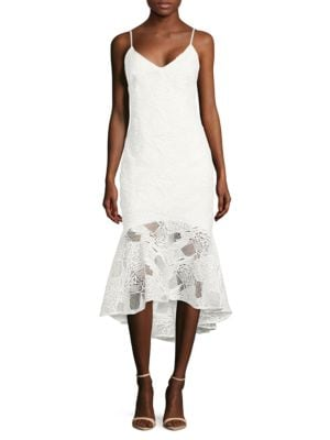 Venise Lace Cocktail Dress by Laundry by Shelli Segal