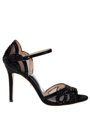 Buy Tansy Leather Pumps by Badgley Mischka online