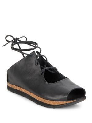 Buy Christie Leather Mules by Free People online