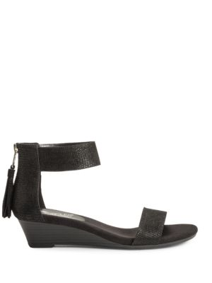 Yetroactive Open-Toe Wedge Sandals by Aerosoles