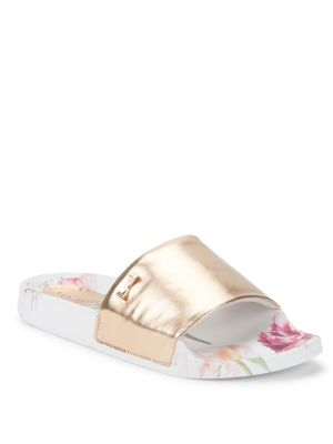 Armeana Flat Sandals by Ted Baker London