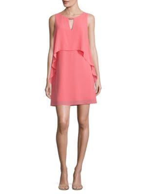 Chiffon Float Dress by Vince Camuto Plus